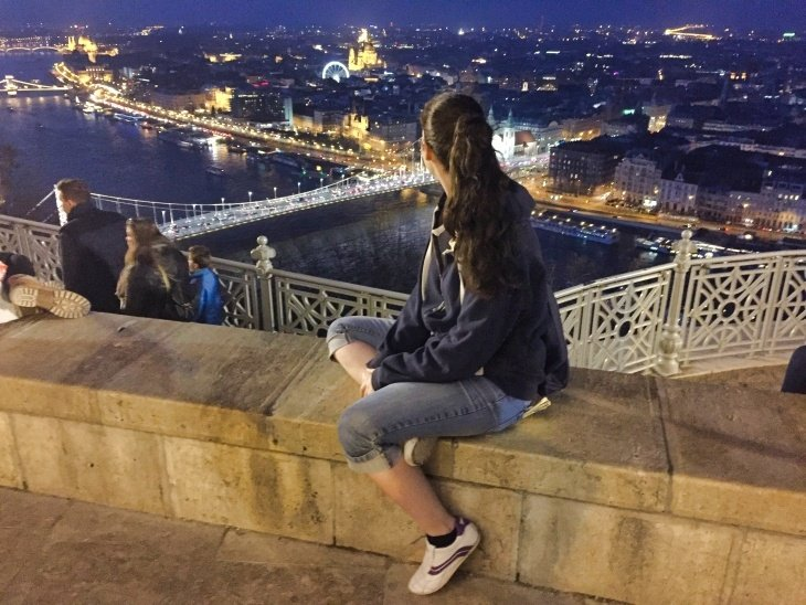 Budapest Views Roseanna Sunley Travel