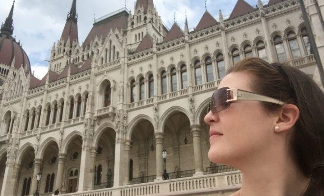 Roseanna Sunley Budapest Travel