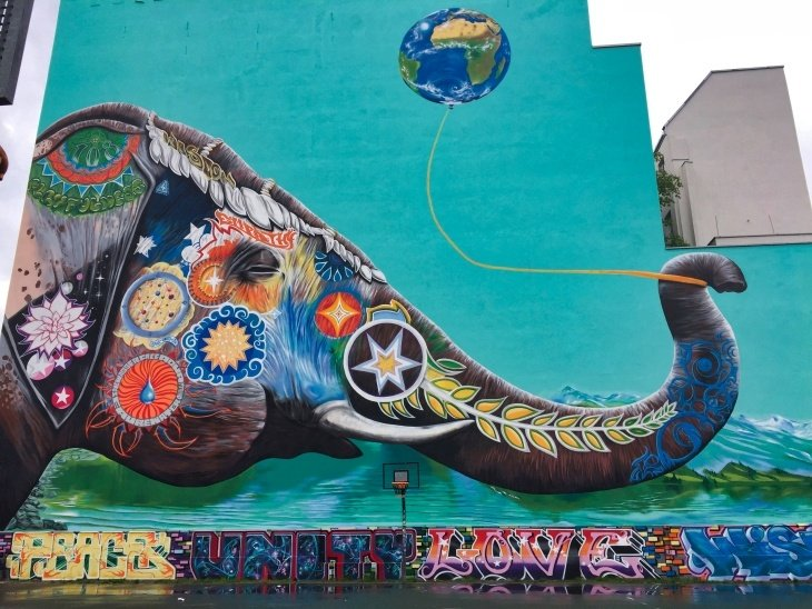 Berlin Street Art Roseanna Sunley Travel
