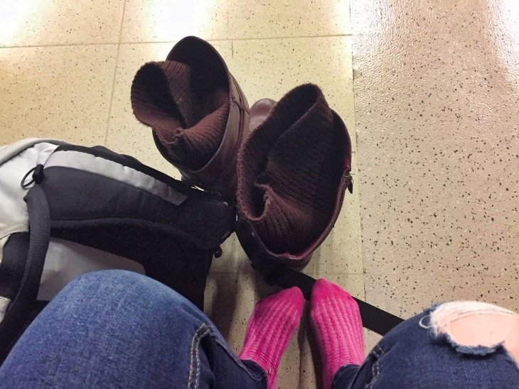Socks Vienna Travel Roseanna Sunley