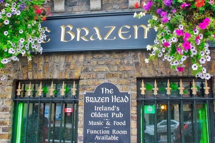 The Brazen Head Dublin Roseanna Sunley Travel