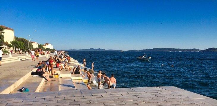 roseanna sunley travel blogger zadar croatia