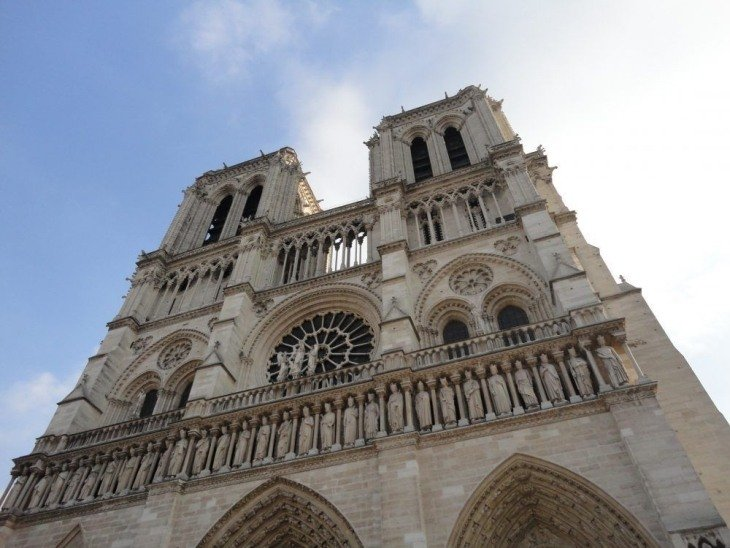Notre Dame first timers guide to paris roseanna sunley travel blog