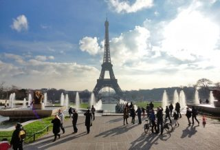 the first timer's time to paris roseanna sunley travel blog