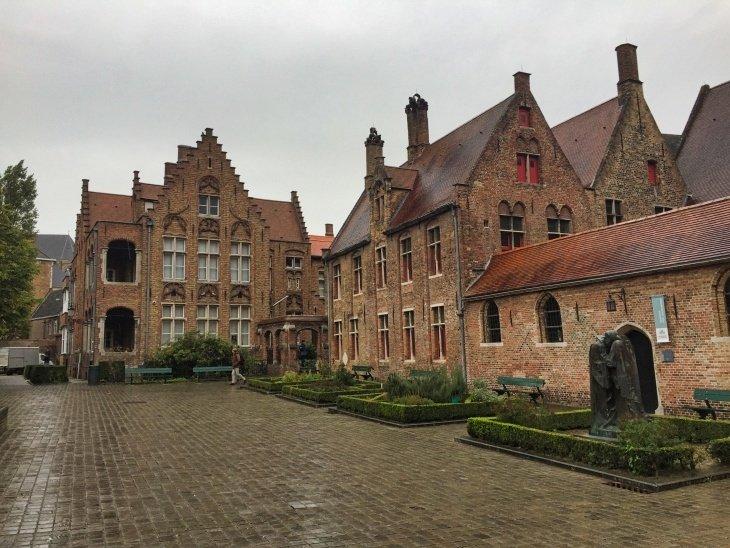 old st john's hospital Sint Janshospitaal roseanna sunley travel blog