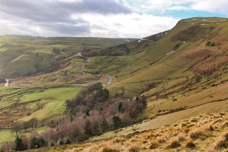 peak district hiking roseanna sunley travel blog