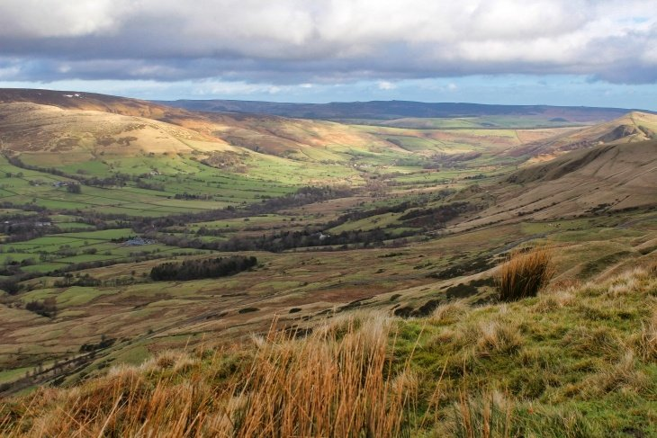 peak district hiking travel blog roseanna sunley