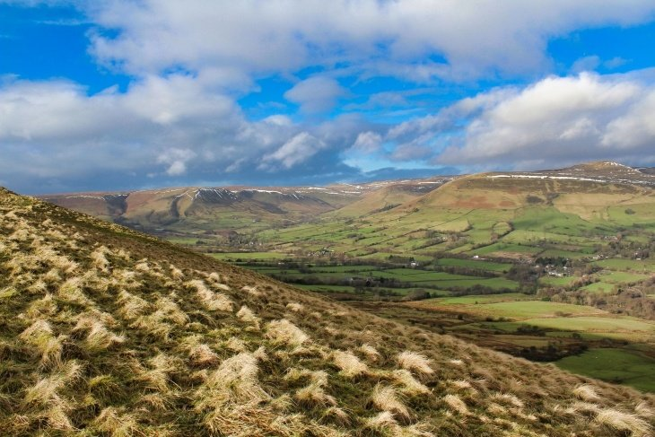 roseanna sunley travel blog hiking the peak district