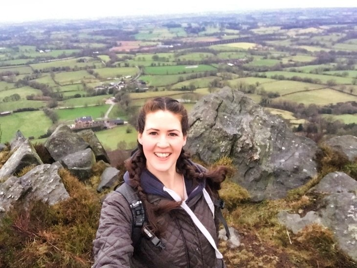 roseanna sunley travel blog the peak district bosley cloud travel blog
