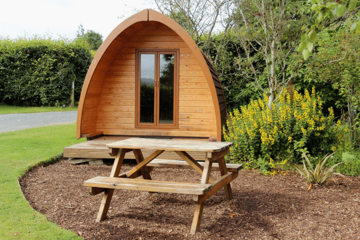 camping pod glamping roseanna sunley travel and adventure