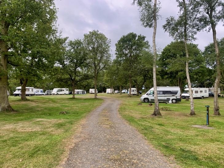 ebury hill camping and caravan