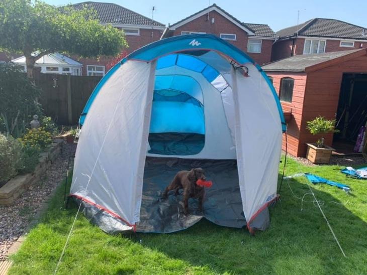 garden camping roseanna sunley travel and adventure